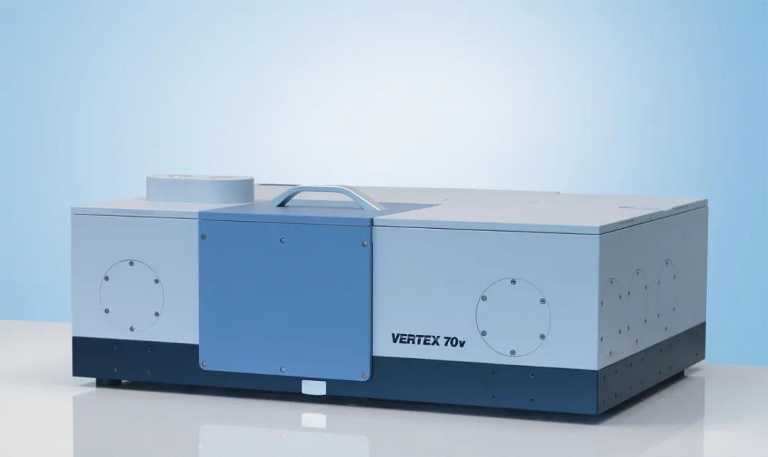布鲁克VERTEX 70v傅立叶红外光谱仪