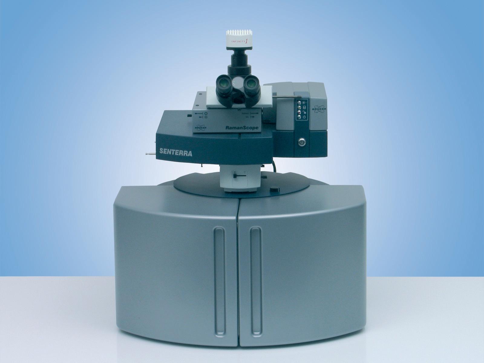 布鲁克Senterra II显微共聚焦拉曼光谱仪